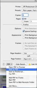 create pdfs free on macs