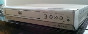Funai SV2000 DVD Player